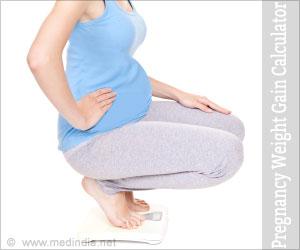 गर्भावस्था में वजन वृद्धि कैलक्युलेटर