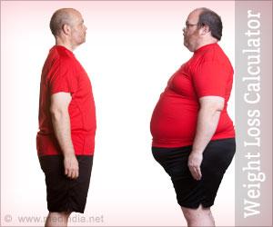 वजन कम करने / घटाने का कैलक्युलेटर